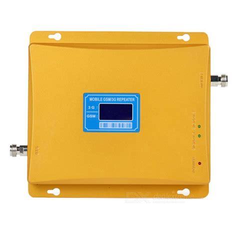Penguat Sinyal Gsm Dan 3g Dualband by Jual Jual Booster Repeater Penguat Gsm Dan 3g Dual Band