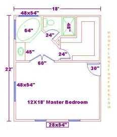 master bedroom plans with bath the chu s sweet home floor plan at three stages