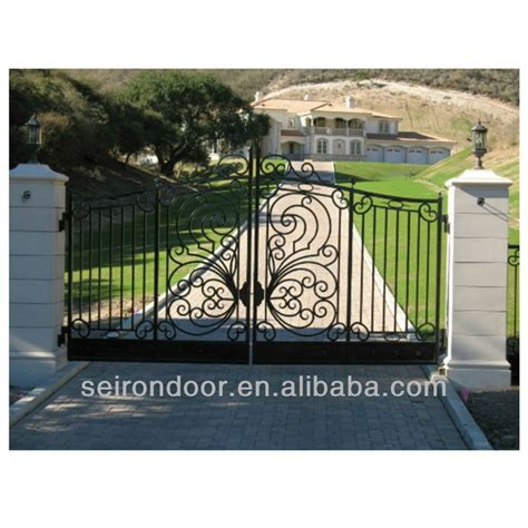 iron gate designs for house simple gate design for house images