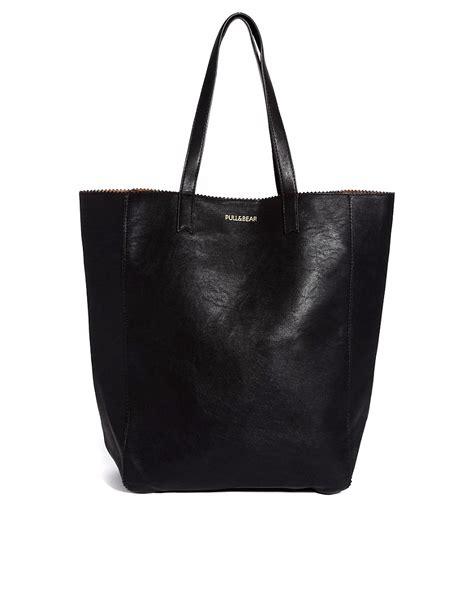 Pullbear Bag pull pull peak shopper bag at asos