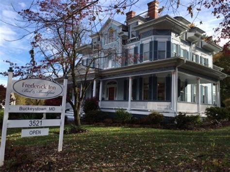 frederick md bed and breakfast breakfast is what we do picture of frederick inn bed and
