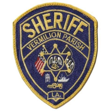 Vermilion Parish Sheriff S Office by Deputy Sheriff Allen Morris Bares Jr Vermilion Parish