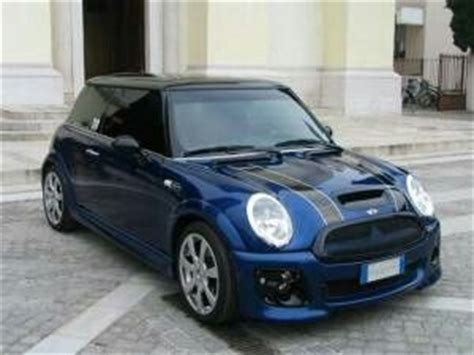 Mini Cooper Mc03 Black Blue B blue and blue and minis on