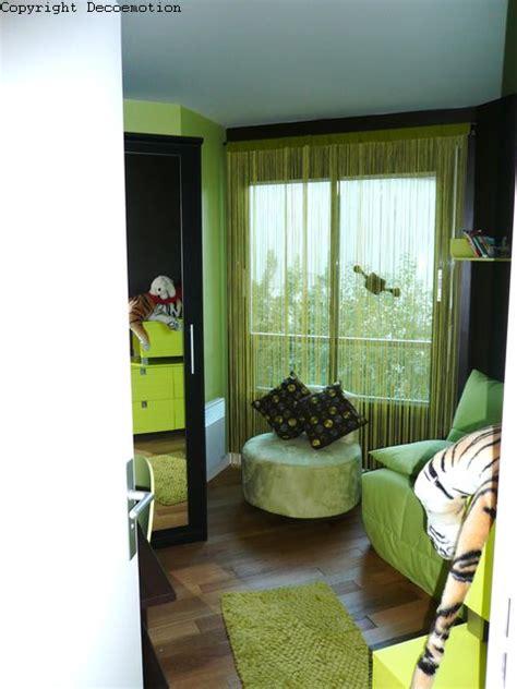 cuisine verte et marron d 233 coration chambre verte et marron