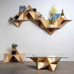designer furnishings shape up your space with geometric decor