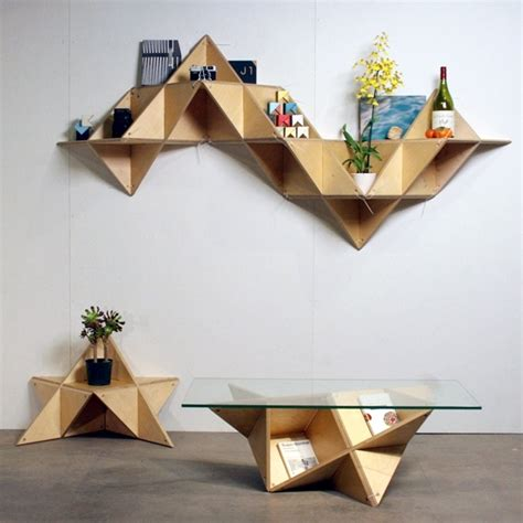 Origami For Designers - shape up your space with geometric decor