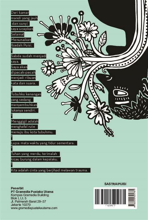 Selamat Menunaikan Ibadah Puisi by Jual Buku Selamat Menunaikan Ibadah Puisi Oleh Joko