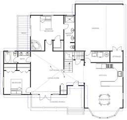 design floor plan free draw floor plans try free and easily draw floor plans