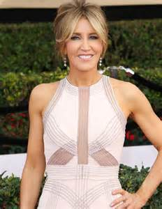 Felicity Huffman Takes Alba To School by Felicity Huffman 2017 Screen Actors Guild Awards In Los