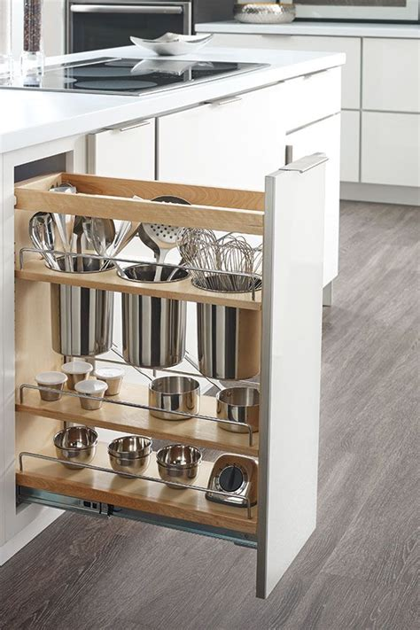 kitchen utensils storage cabinet best 25 kitchen utensil storage ideas on pinterest