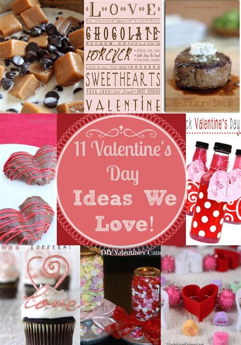 really valentines day ideas 11 s day ideas we made from