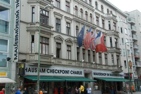 Museum Haus Am Checkpoint Picture Of Mauermuseum
