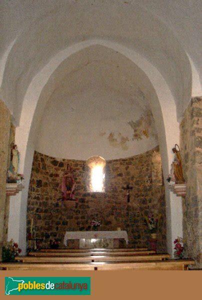 gencat interior ermita de sant rom 224 brunyola pobles de catalunya