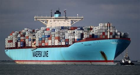 biggest shipping vessel in the world biggest ship in the world largest ships maritime connector