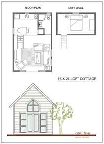 Cabin Layout Plans Small 16 X 24 Cabin Design Bois Pinterest