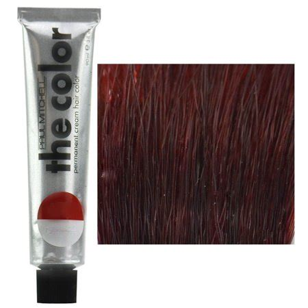 4r hair color paul mitchell hair color the color color 4r brown