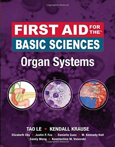 aid for the basic sciences organ systems third edition aid series aid for the basic sciences organ systems aid