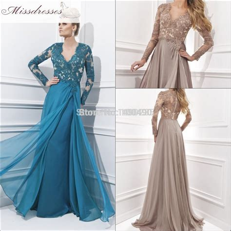 Longdress Lace Maxi Busana Muslim turquoise blue plus size sleeves muslim formal maxi lace sleeve evening dresses