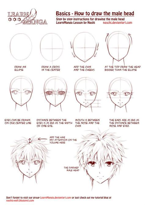 the foolproof guide to making bear ears gurl com gurl com learn manga how to draw the male head front by naschi on