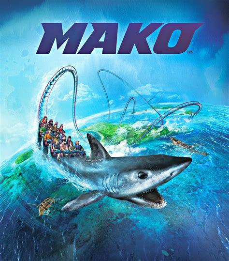 sea orlando seaworld orlando announced mako opening date