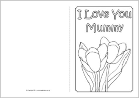 mothers day coloring card template s day card colouring templates sb4359 sparklebox