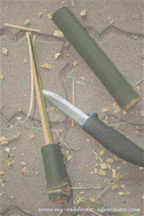 Mainan Senapan Peluru membuat mainan senapan bambu tradisional portal info edukasi