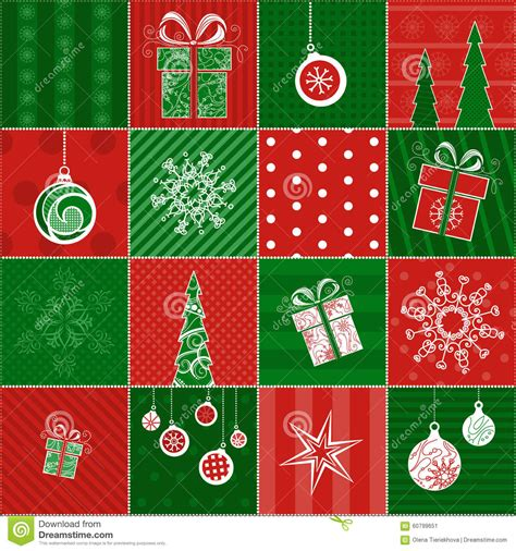 design pattern wrap object christmas wrapping paper stock vector image 60799651