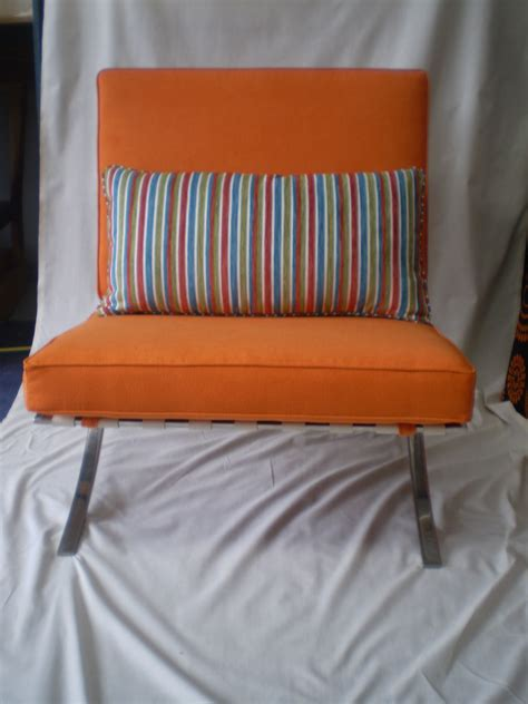 Upholstery Melbourne by Barcelona Chair Reupholstered By Jaro Upholstery