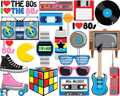 80s online radio 80s sunglasses clipart 70