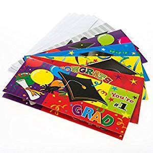 Amazon Gift Card Game - amazon com graduation money gift card holders toys games
