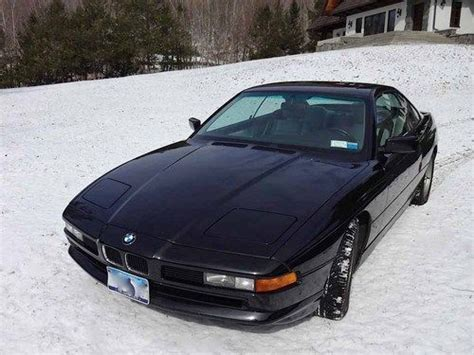 buy car manuals 1992 bmw 8 series lane departure warning find used 1992 bmw 850i coupe 2 door original owner 30 685 miles buy it now for 35k in