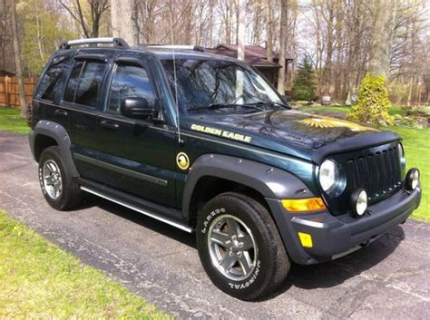 jeep renegade 2005 find used 2005 jeep liberty renegade sport utility 4 door