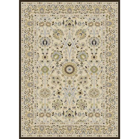 8 X 7 Area Rugs Tayse Rugs Ivanna 7 Ft 8 In X 10 Ft 3 In Area Rug Cbr2017 8x10 The Home Depot