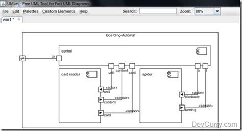 uml diagram open source free open source uml tools