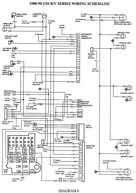 electrical diagrams chevy  page  trailer wiring