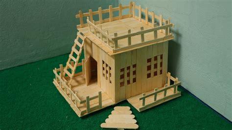 make houses popsicle sticks house www pixshark com images