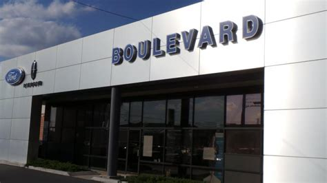 boulevard ford boulevard ford lincoln cape gazette