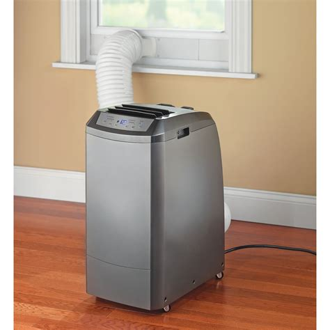 Ac Portable the most compact portable air conditioner hammacher schlemmer