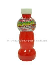 Koko Jelly 720gr Green Apple 350 cc strawberry juice 25 nata de coco 25 fructose 7 artificail color and flavor