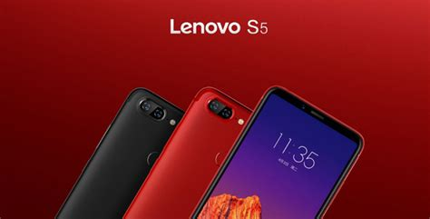 Lenovo S5 lenovo unveils three phones that are not coming to canada