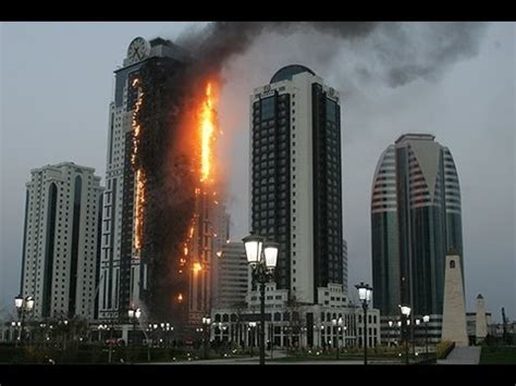 High Rise Are On The Rise by Engulfs Unoccupied High Rise