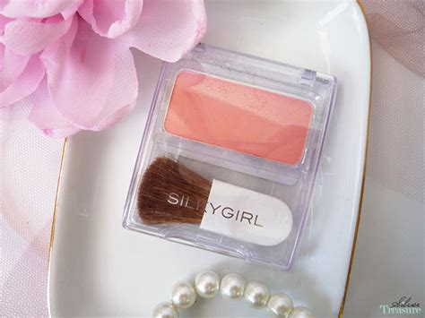 Silkygirl Blush Hour silkygirl blush hour nectar blush 01 silver treasure