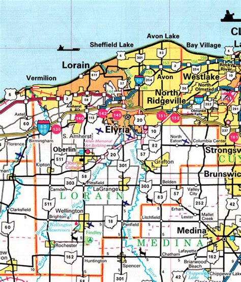 map of lorain ohio 301 moved permanently