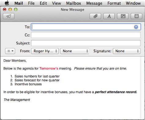 format email message c related keywords suggestions for mail format