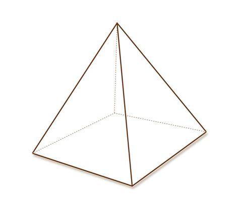 imagenes de pirmides geometricas 191 c 243 mo se clasifican las pir 225 mides geom 233 tricas