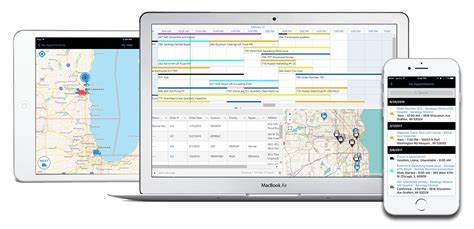 mobile management software mobile field service software service management
