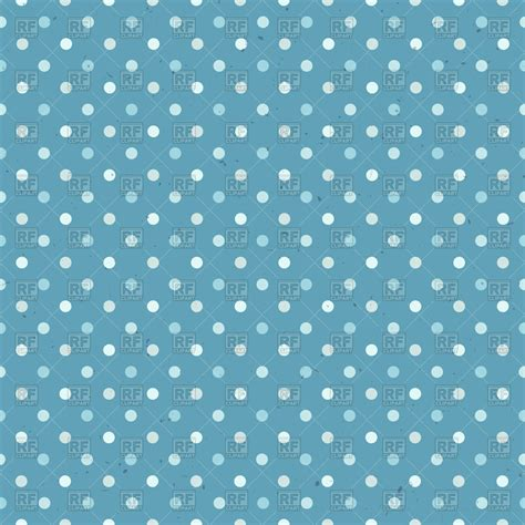 polka dot pattern eps free seamless blue polka dot pattern royalty free vector clip