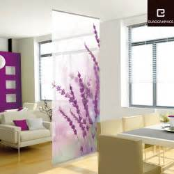 hanging panel room divider screen with flower painted made of thick plastic of captivating free