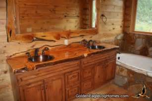 Log Home Bathroom Ideas Bathroom Ideas Ideas For My Future Log Home Next Yr
