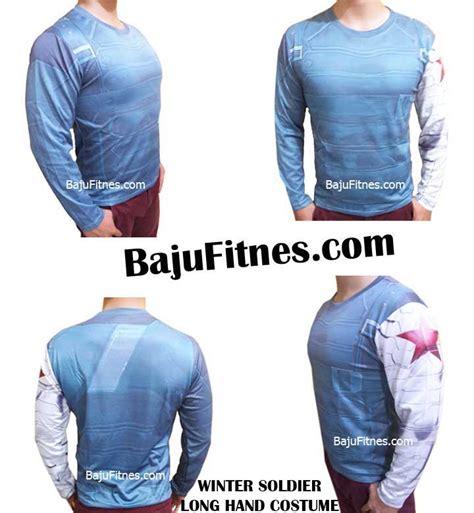 Kaos The Winter Soldier 089506541896 tri beli kaos distro baju olahraga